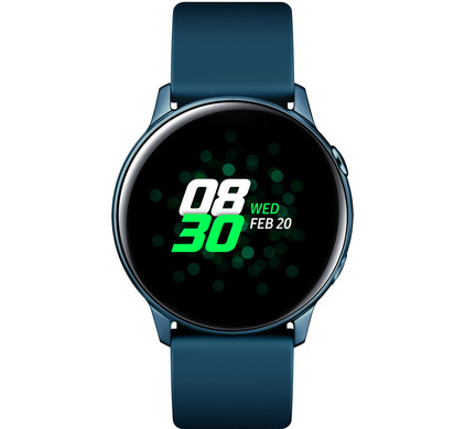 Samsung Galaxy Watch Active Green Main Image