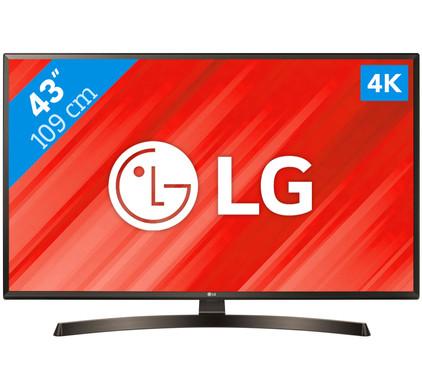LG 43UK6400 Main Image