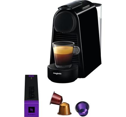 Magimix Nespresso Essenza Mini Black Front