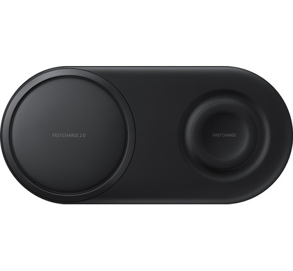 Samsung Wireless Charger DUO Pad Black Main Image
