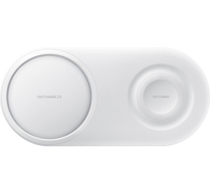 Samsung Wireless Charger DUO Pad White Main Image