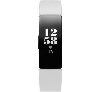 Fitbit Inspire HR Black/White Main Image