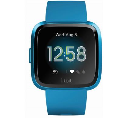 Fitbit Versa Lite Blauw Main Image