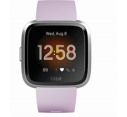 Fitbit Versa Lite Lilac Main Image