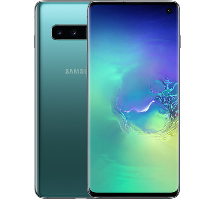 Samsung Galaxy S10 128GB Groen Main Image