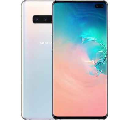 Samsung Galaxy S10 Plus 128 GB Wit Main Image