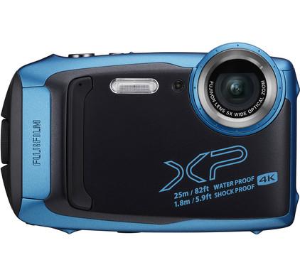 Fujifilm FinePix XP140 Blue Main Image