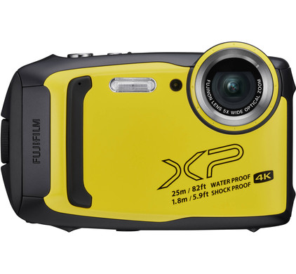 Fujifilm FinePix XP140 Yellow Main Image