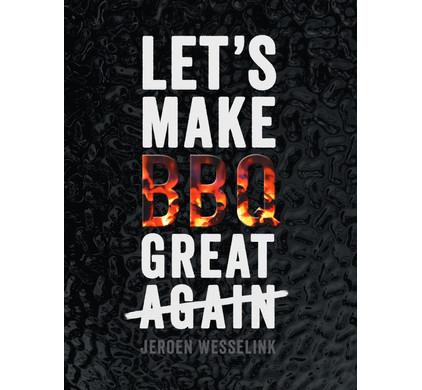 The Bastard Lets Make BBQ Great Again Main Image