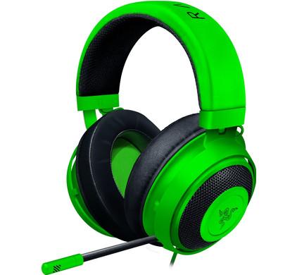 Razer Kraken Headset Green Main Image