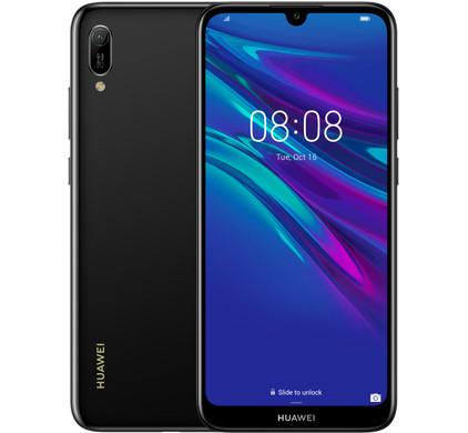 Huawei Y6 (2019) Dual Sim Zwart Main Image