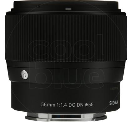 Sigma 56mm f/1.4 DC DN Contemporary Sony E Main Image