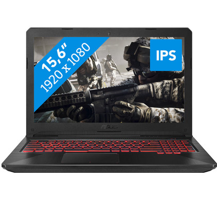 Asus TUF Gaming FX504GD-E41262T