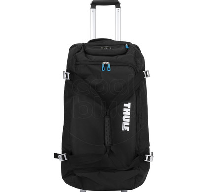 b16421c72 Thule Crossover 87L Rolling Duffel Black - Coolblue - Before 23:59,  delivered tomorrow