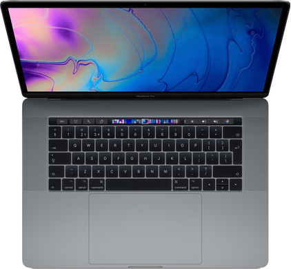 "Apple MacBook Pro 15"" Touch Bar (2019) MV902N/A Space Gray"