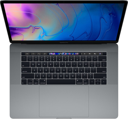 "Apple MacBook Pro 15"" Touch Bar (2019) 16/512GB 2,4GHz Space Gray"