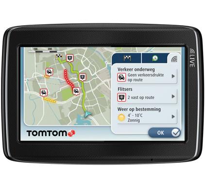 TomTom GO LIVE 820 + Tas + High Speed Autolader