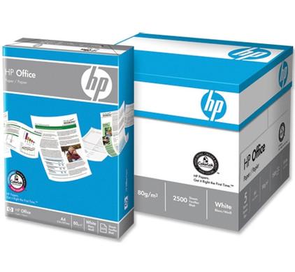 HP Office Papier 500 Vel A4 (80 g/m2) 5 x