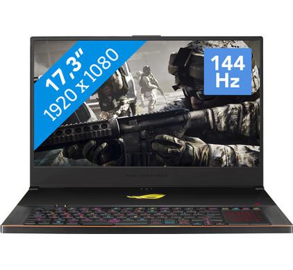 Asus ROG Zephyrus GX701GV-EV001T - GeForce RTX 2060, 16 GB RAM, 512 GB SSD, 17.3 inch