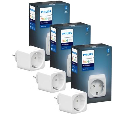 Philips Hue Slimme Stekker 3 pack