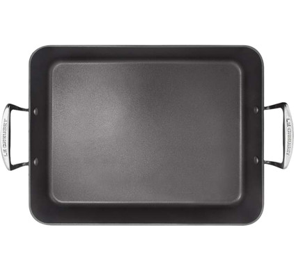 Le Creuset Roasting Pan 35x27 Cm Coolblue Before 23 59 Delivered Tomorrow