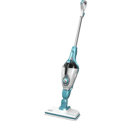 Black+Decker 7-in-1 1300W Steam-Mop met handstoomreiniger