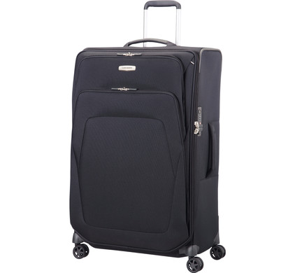 Samsonite Spark SNG Expandable Spinner 79cm Black - Coolblue - Before 23:59, delivered tomorrow