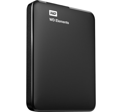 WD Elements Portable 4TB