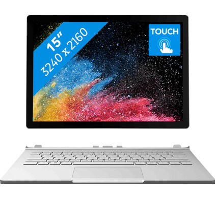 "Microsoft Surface Book 2 - 15"" - i7 - 16GB - 256GB"