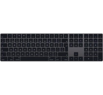 Apple Magic Keyboard met numeriek toetsenblok QWERTY Space Gray