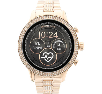 Michael Kors Access Runway Gen 4 Display Smartwatch MKT5052