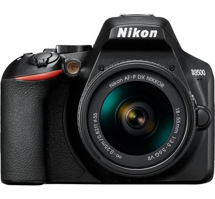 Nikon D3500 + AF-P DX 18-55mm f/3.5-5.6G VR