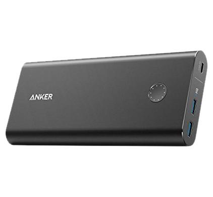 Anker PowerCore+ 26800 PD Zwart