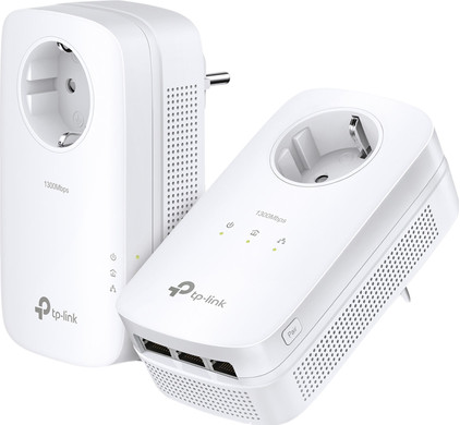 TP-Link TL-PA8033P Geen WiFi 1200 Mbps 2 adapters