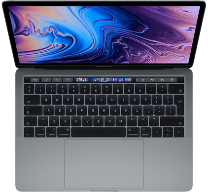 "Apple MacBook Pro 13"" Touch Bar (2019) MUHP2N/A Space Gray"