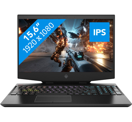 HP Omen 15-dh0700nd - Core i7-9750H, 16 GB RAM, 512 GB SSD, 1 TB HDD, 17.3 inch