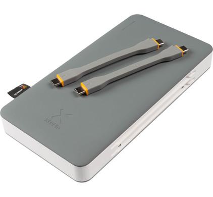 Xtorm Voyager Powerbank 26.000 mAh met Power Delivery en Quick Charge Grijs