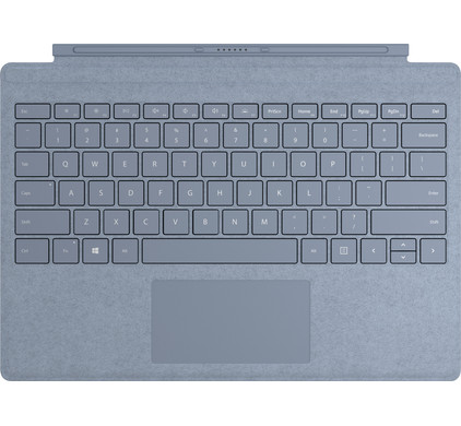 Microsoft Surface Type Cover Blauw Qwerty