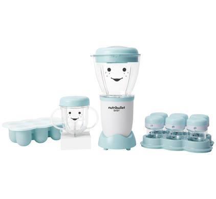 NutriBullet Baby Blender Blauw