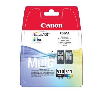 Canon PG-510/CL-511 Multipack 2970B010