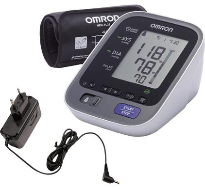 Omron M7 Intelli IT + Adapter