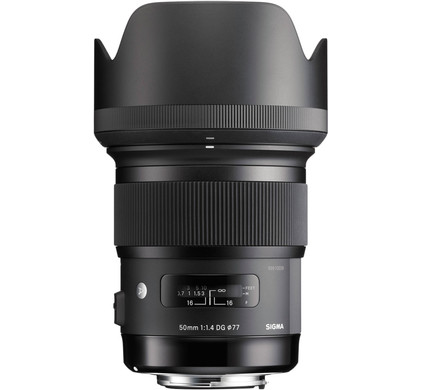 Sigma 50mm F 1 4 Dg Hsm Art Sony Coolblue Before 23 59 Delivered Tomorrow