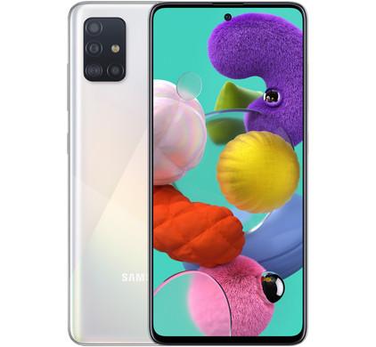 Samsung Galaxy A51 128 GB Wit