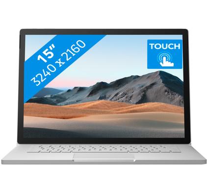 "Microsoft Surface Book 3 - 15"" - i7 - 16 GB - 256 GB"