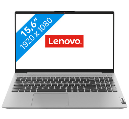Lenovo IdeaPad 5 15ALC05 82LN008RMH, 16 GB RAM, 256 GB SSD, 1 TB HDD, 15 inch scherm