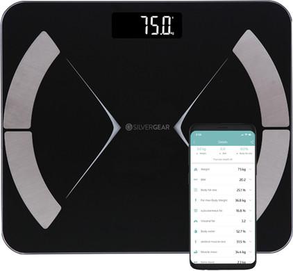 Silvergear Bluetooth Zwart