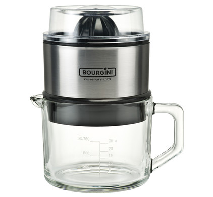 Bourgini Lotte Juicer Deluxe 0.75L