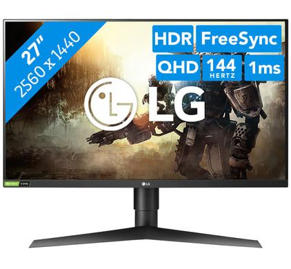 LG 27GL850 UltraGear