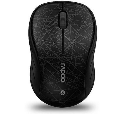 Rapoo 6080 Bluetooth Muis + Muismat