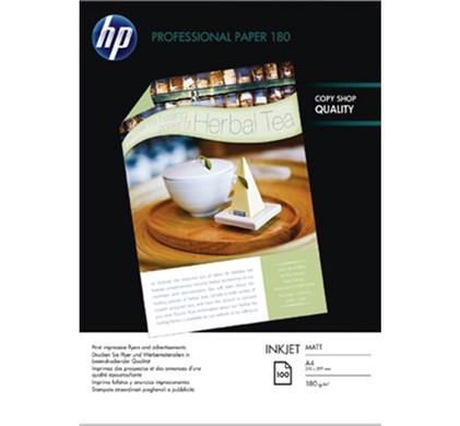 HP Mat Professional Papier 100 vel (A4)